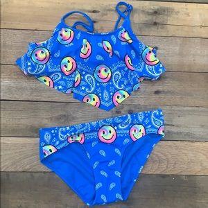 Justice bikini, size 12, NWOT